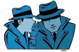 espiões