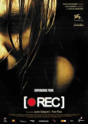 [REC] filme poster