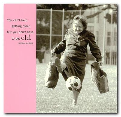cartão motivacional mais velho