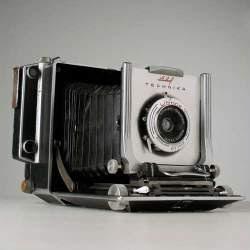 câmera fotografia antiga