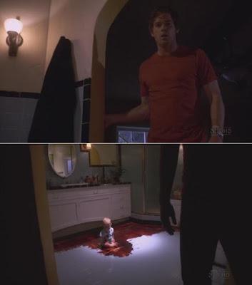 dexter season finale quarta temporada trinity bebê sangue