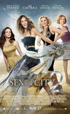 filme sexy and the city 2 poster cartaz
