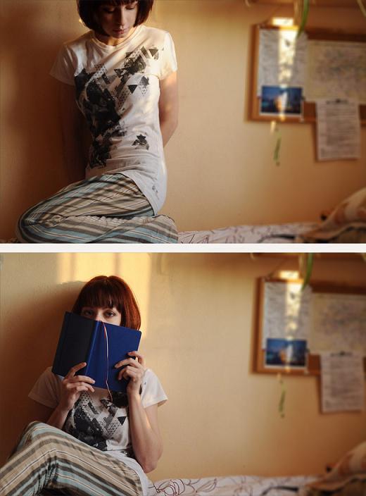 katherine white autorretrato fotografia mulher