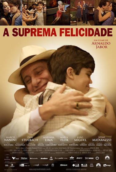 filme a suprema felicidade arnaldo jabor poster cartaz