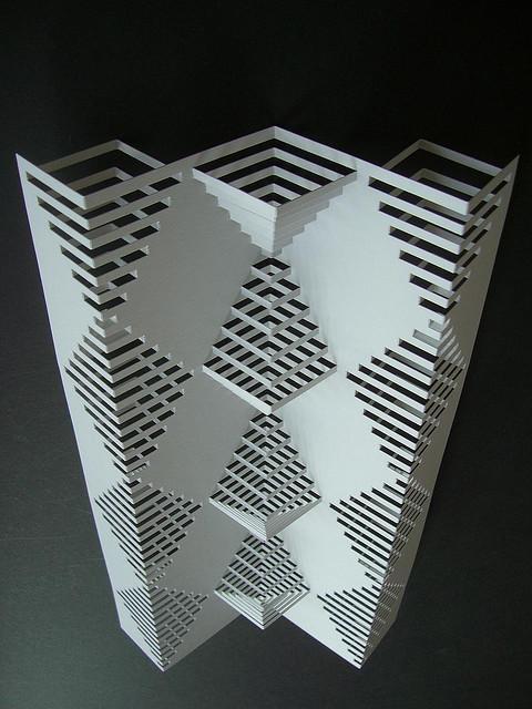 arte com papel