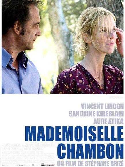 filme mademoiselle chambon poster cartaz