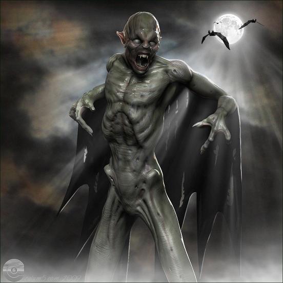 calum5 arte digital imagens horror fantasia