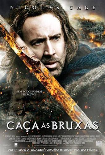 filme caça às bruxas poster cartaz