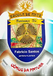ESCOLA DE ARTES - GÊNIOS DA PINTURA MANHUAÇU/MG