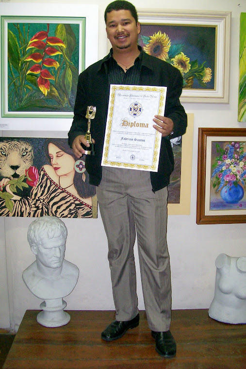PREMIAÇÃO E DIPLOMA DE COMENDADOR AFBA 2008