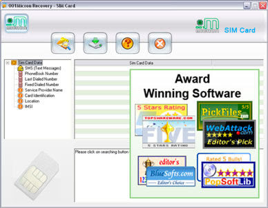 Sim Card Reader Tool