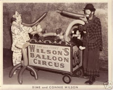 THE GIBTOWN CIRCUS DIME'S STORE