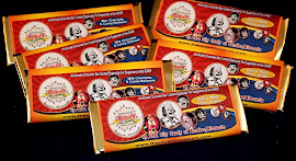 INTERNATIONAL CLOWN HALL OF FAME CANDY BARS
