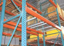 Eagle Lock Pallet Rack