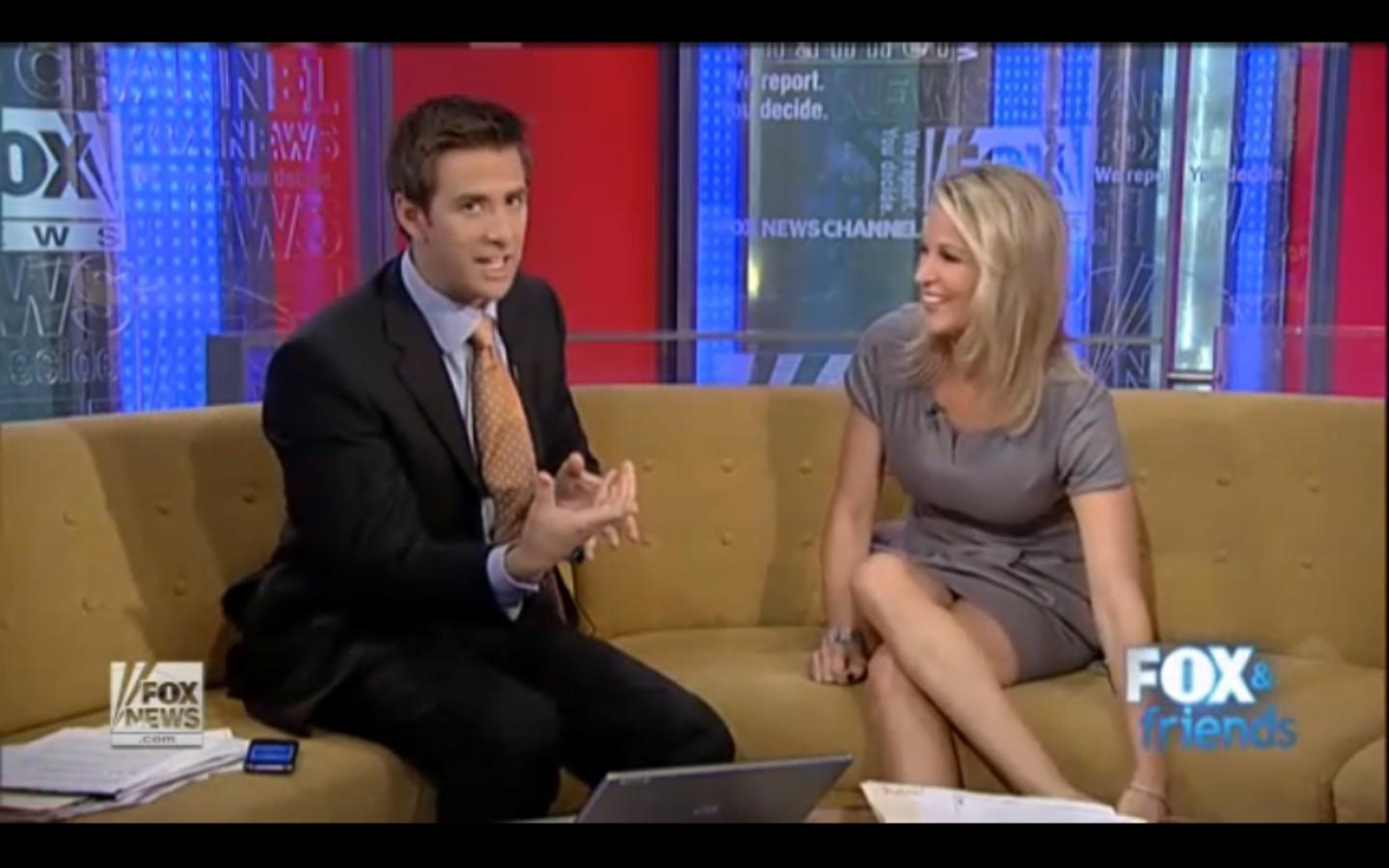 Fox and Friends After The Show Show 08/30/2010: