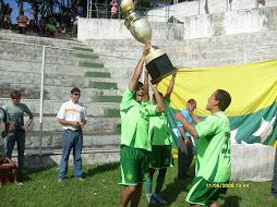 Troféu da temporada 2007/ 2008