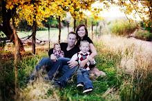 The Barwick family 2009