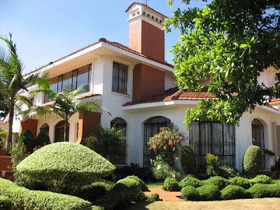 VILLA IN NAIROBI KENYA Luxury Mansions And Luxury