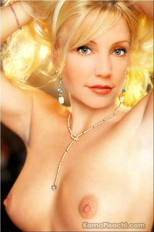 Heather Locklear Topless showing Nipples