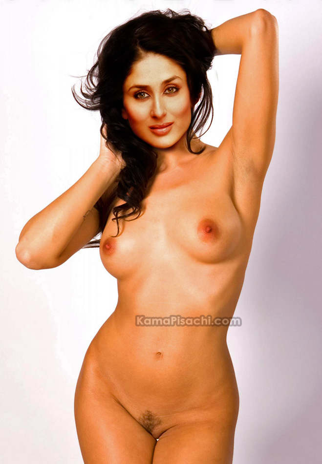 bollywood actress kareena kapoor full nude showing boobs and pussy