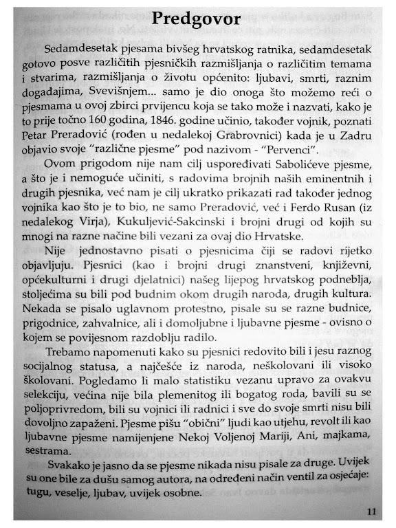 """Darko Sabolić: """"Život u meni i oko mene"""", Virovitica 2005."""