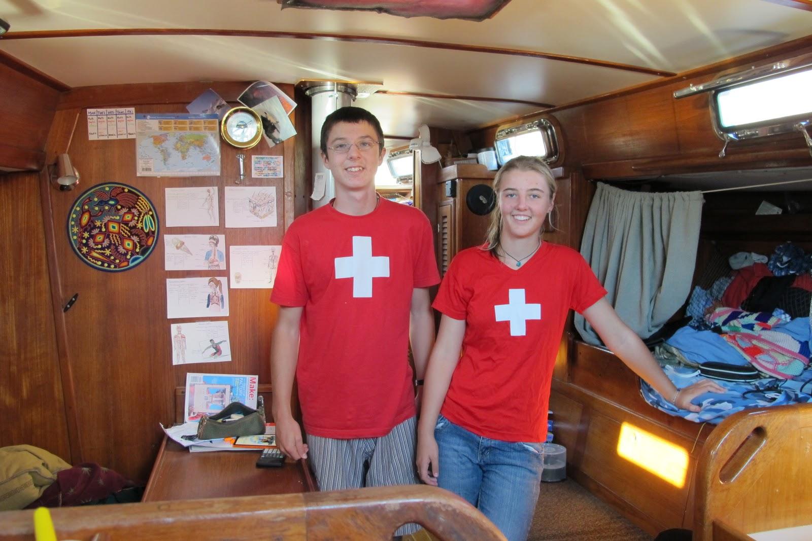 Swiss Series Boys