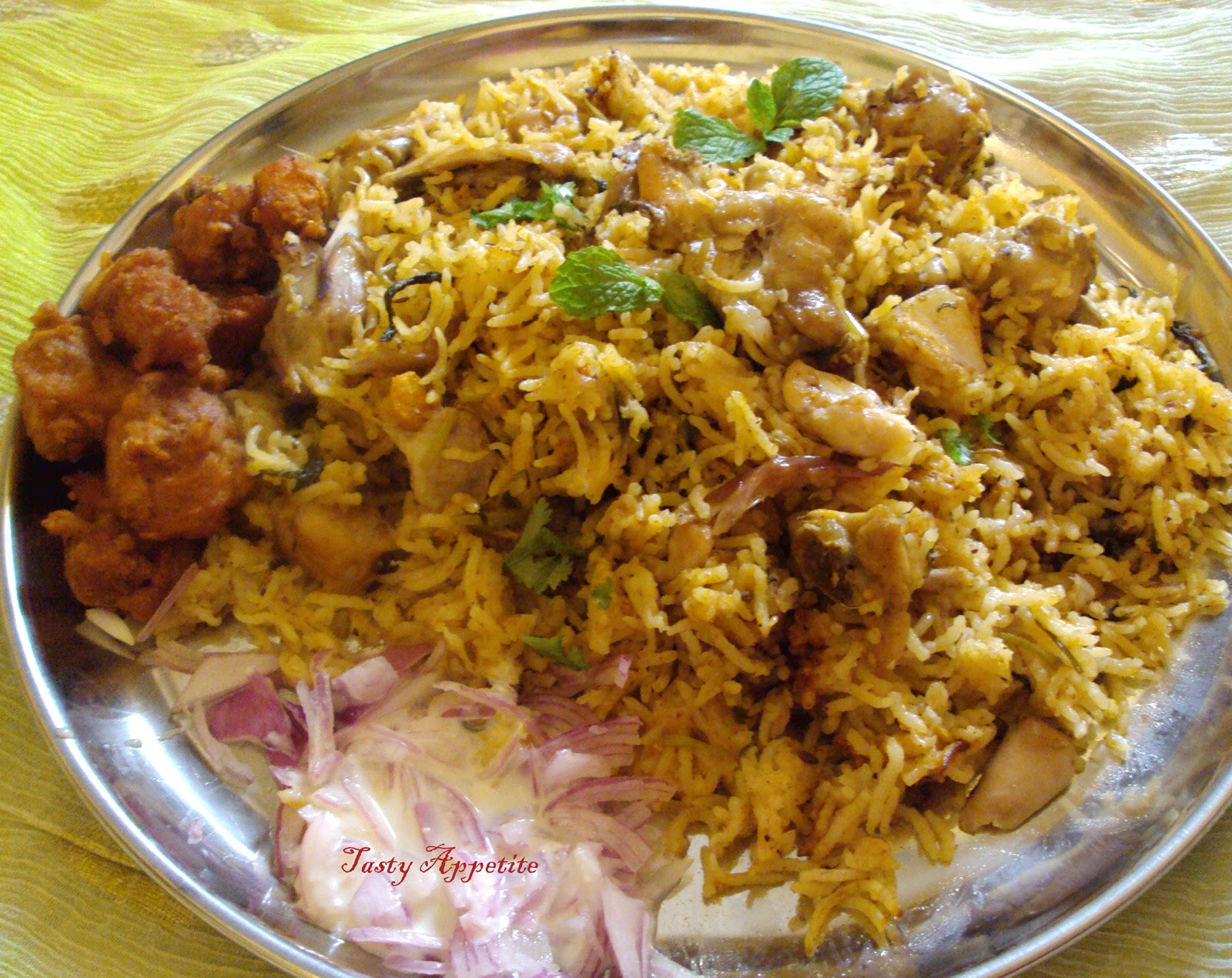 Spicy Chicken Biryani: Formore Video recipes Subscribe here