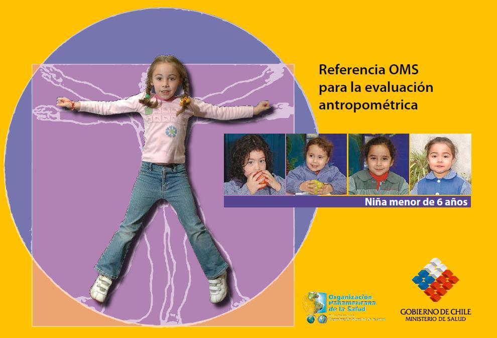 Enfermeras upv antropometria ni os y ni as for Antropometria y ergonomia en arquitectura