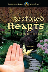 Restored Hearts, Book Two, Born for India trilogy