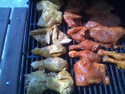 Temperatura para asar la pechuga de pollo