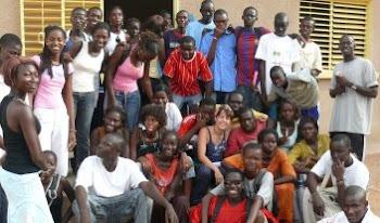 Alumnado del Liceo Senegalés (II)