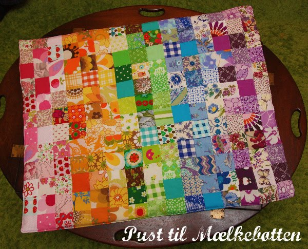 Baby patchwork tppe