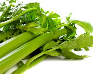 Celery heal allergies and blood poisoning