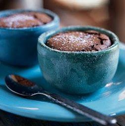 Delicious Chocolate Soufflé II