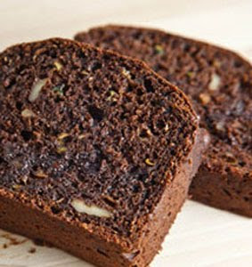 Moist Chocolate Zucchini Bread