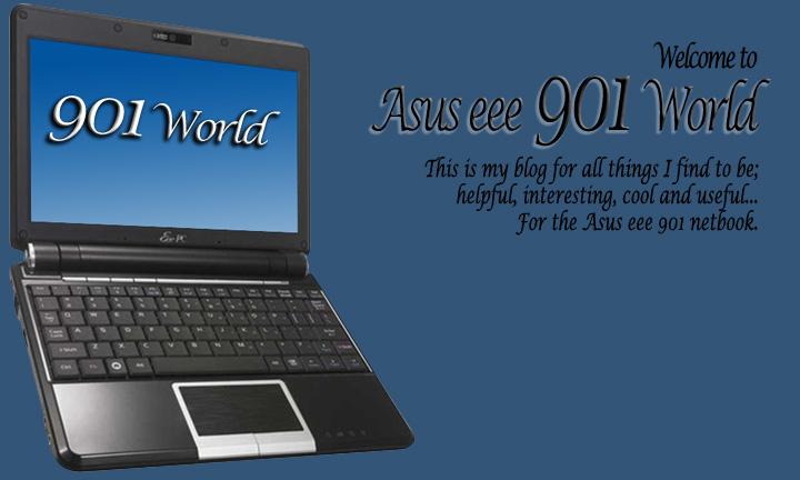 Asus EEE 901 World