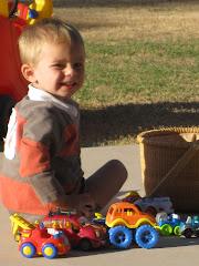 Bucket-O-Cars