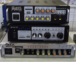 Digital Mixer Amplifier 6