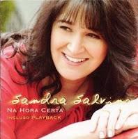 Sandra Salvino - Na Hora Certa (Voz e Play Back)