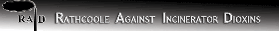 Blog of Rathcoole Against Incinerator Dioxins