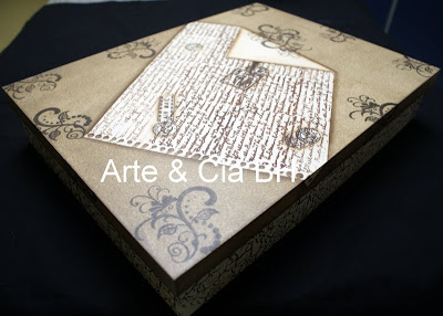 artesanato carimbo pintura madeira mdf