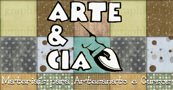 Arte & Cia - Belo Horizonte - Cursos de Artesanato em Madeira, Pintura Country