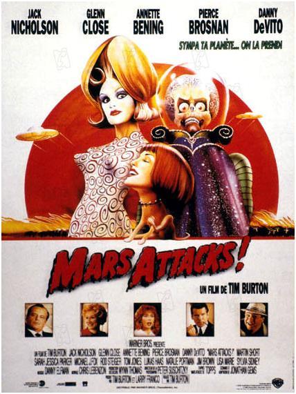 მარსი გვიტევს! (ქართულად) Mars Attacks! / Марс атакует!