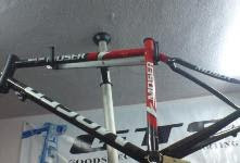 MOSER COMPOSITE CARBON FRAME & FORK (SOLD)