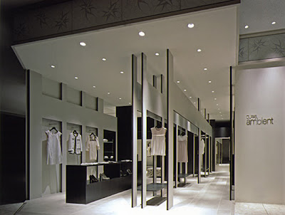 Interior Design Store on Design   Modern Interior   Modern Store Design With L Shaped Walls