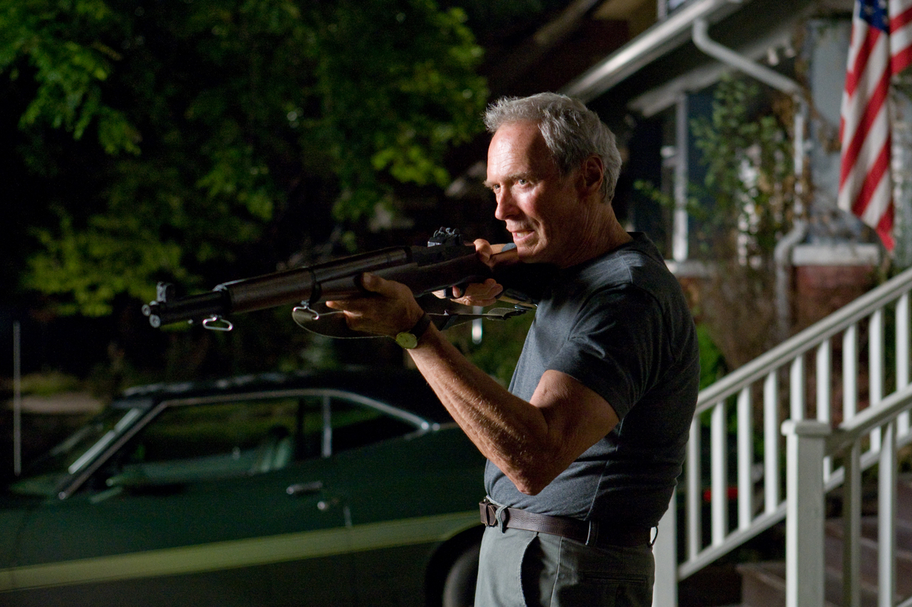 gran torino the isolation of walt Gran torino is a departure from the eastwood ethos, however, because of the way that walt deals with the villains walt's miming the shooting of the gangbangers with his fingers seems to predict a showdown, but it turns out to be something different than the usual eastwood ending.