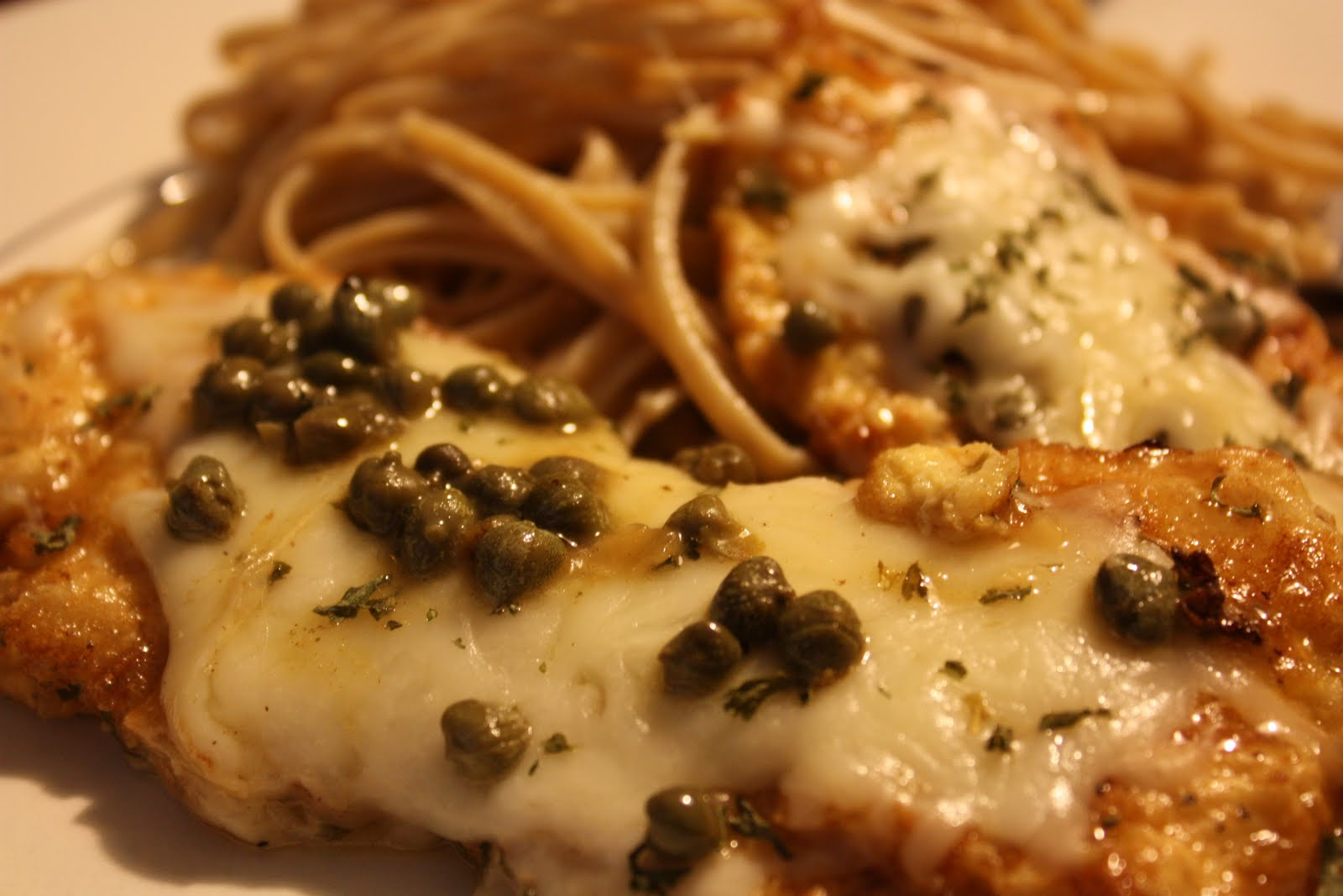 Deeelish By Mish Sandra 39 S Chicken Piccata