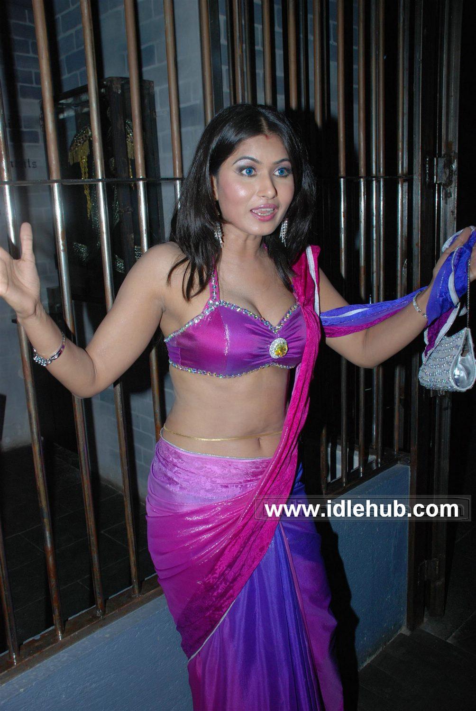 Divya Dwivedi Seduce Bra Strips stills Breasts