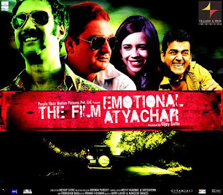 The Film Emotional Atyachar (2010) Hindi Movie Mp3 Songs Wallpapers Photos Stills Download
