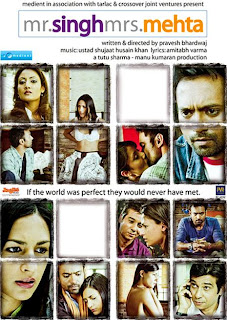 Mr. Singh Mrs. Mehta (2010) DVDrip Hindi Movie Download